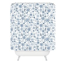 <strong>DENY Designs</strong> Jennifer Denty Polyester Genevieve Big Shower Curtain