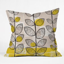 <strong>DENY Designs</strong> Rachael Taylor 50s Inspired Woven Polyester Throw Pillow