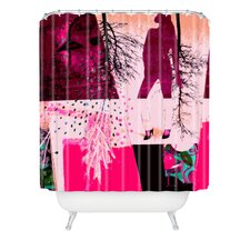 <strong>DENY Designs</strong> Randi Antonsen Polyester City 3 Shower Curtain