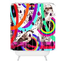 Randi Antonsen Polyester Luns Box 7 Shower Curtain