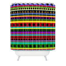 <strong>DENY Designs</strong> Romi Vega Polyester Heavy Pattern Shower Curtain
