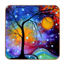 Winter Sparkle by MadArt Plaque Inc Framed Graphic Art Plaque