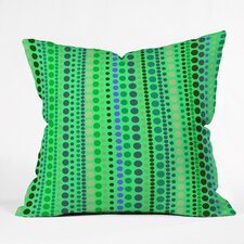 Romi Vega Indoor/Outdoor Polyester Throw Pillow