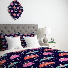 Rebekah Ginda Design Night Shower Duvet Cover Collection