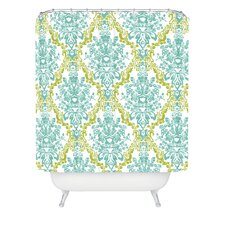 <strong>DENY Designs</strong> Rebekah Ginda Design Lovely Damask Shower Curtain