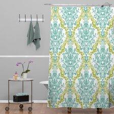 Rebekah Ginda Design Lovely Damask Shower Curtain