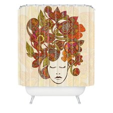 <strong>DENY Designs</strong> Valentina Ramos Polyester Its All in Your Head Shower Curtain