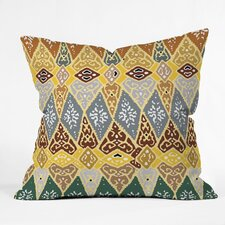 <strong>DENY Designs</strong> Romi Vega Polyester Diamond Tile Indoor / Outdoor Throw Pillow