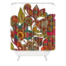 <strong>DENY Designs</strong> Valentina Ramos Polyester Garden Ava Shower Curtain