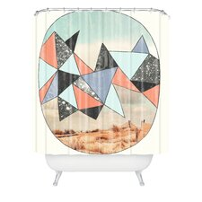 <strong>DENY Designs</strong> Wesley Bird Polyester Dry Spell Shower Curtain