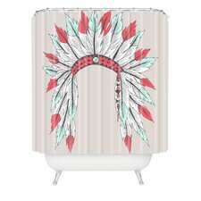 <strong>DENY Designs</strong> Wesley Bird Polyester Dressy Shower Curtain