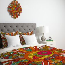<strong>DENY Designs</strong> Valentina Ramos Liora Duvet Cover Collection
