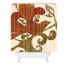 <strong>DENY Designs</strong> Valentina Ramos Woven Polyester Bird Shower Curtain