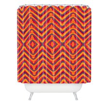 Wagner Campelo Polyester Sanchezia 1 Shower Curtain