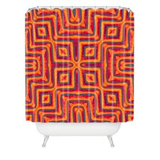 <strong>DENY Designs</strong> Wagner Campelo Polyester Sanchezia X Shower Curtain