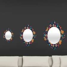 Arcturus Bloom 1 Baroque Mirror