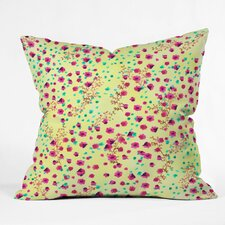 Joy Laforme Polyester Throw Pillow