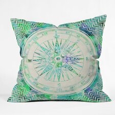 Bianca Polyester Throw Pillow