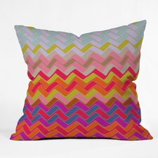 Sharon Turner Woven Polyester Throw Pillow