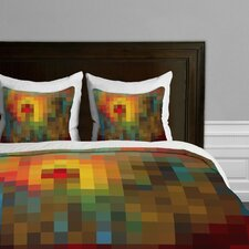Madart Inc Glorious Colors Microfiber Duvet Cover
