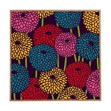 Flower Field by Budi Kwan Framed Graphic Art Plaque