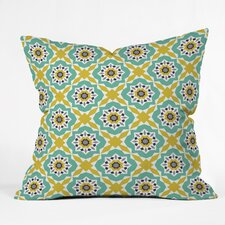 Heather Dutton Mattonelle Outdoor Throw Pillow