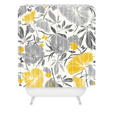 Khristian A Howell Woven Polyester Bryant Park 3 Extra Long Shower Curtain