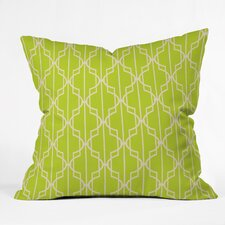 Mary Beth Freet Trellice Outdoor Throw Pillow