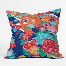 Juliana Curi Osaka Outdoor Throw Pillow