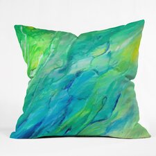 Rosie Brown The Sea Outdoor Throw Pillow