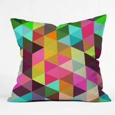 Three Of The Possessed Modele 8 Outdoor Throw Pillow