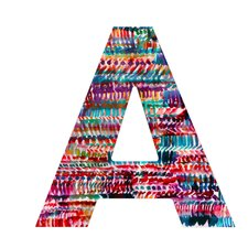 Amy Sia Rain Hanging Initial