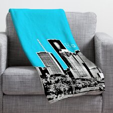 Bird Ave Houston Polyester Fleece Throw Blanket