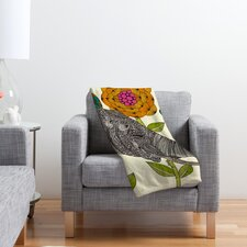 Valentina Ramos Aaron Throw Blanket