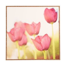 Tulips by Bree Madden Framed Photographic Print Plaque