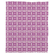 Khristian A Howell Desert Twilight 12 Polyester Fleece Throw Blanket