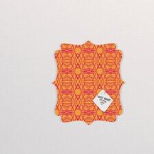 Pattern State Shotgirl Tang Quatrefoil Bulletin Board