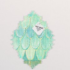 Cori Dantini Scallops Magnet Board
