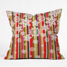 Aimee St Hill Flakes Throw Pillow