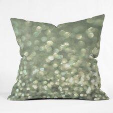 Lisa Argyropoulos Mingle Silver Screen Throw Pillow