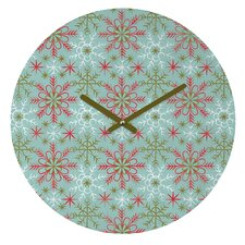 Loni Harris Eve Wall Clock