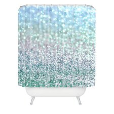 Lisa Argyropoulos Snowfall Woven Polyester Shower Curtain