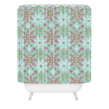 Loni Harris Eve Woven Polyester Shower Curtain