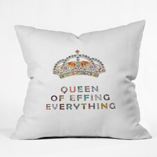 Bianca Her Daily Motivation Throw Pillow