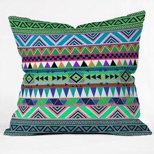 Bianca Green Esodrevo Indoor/Outdoor Polyester Throw Pillow