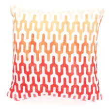 Arcturus Warm 1 Polyester Throw Pillow