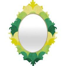 Arcturus Scales Baroque Mirror