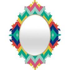 Juliana Curi Chevron 5 Wall Mirror