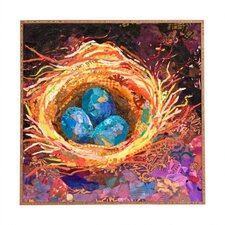 Home Nest by Elizabeth St Hilaire Nelson Framed Wall Art