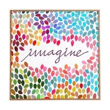 Imagine 1 by Garima Dhawan Framed Wall Art